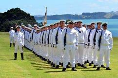 Waitangi dag och festival - nyazeeländsk offentlig ferie 2013 royaltyfri bild