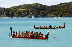 Waitangi Day and Festival - New Zealand Public Hol Stock Photos