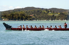 Waitangi Day and Festival - New Zealand Public Holiday 2013 stock images