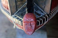 Waitangi fördragjordning Royaltyfria Bilder