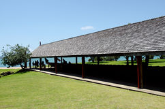 Waitangi Treaty Grounds stock images