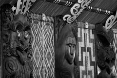 Waitangi Treaty Grounds stock photography