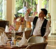 Waiter Royalty Free Stock Photos