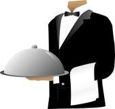Waiter Stock Photography