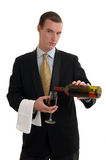 Waiter Stock Image