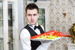 Waiter Stock Images