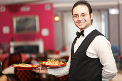 Waiter Royalty Free Stock Image
