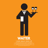 Waiter Stock Photography