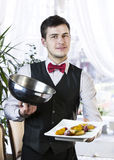 Waiter Royalty Free Stock Photos