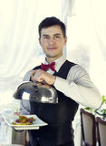 Waiter Stock Photos