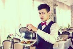 Waiter Stock Images