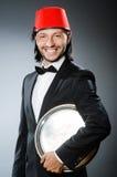 Waiter wearing Stock Image