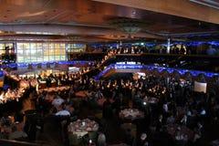 Waiters singing ceremony Stock Photo