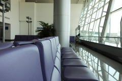 Waiting area Stock Image