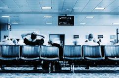 Waiting area stock photos