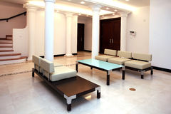 Waiting area Royalty Free Stock Image