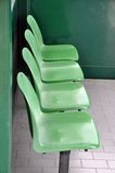 Waiting Area Chairs Royalty Free Stock Photography