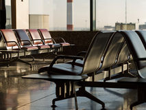 Waiting area Royalty Free Stock Photos