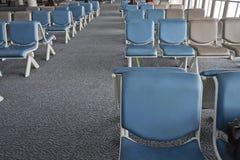 Waiting Area. Stock Photo