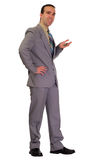 Waiting Businessman Stock Image