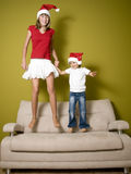 Waiting for Christmas Royalty Free Stock Image