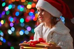 Waiting for Christmas Stock Image