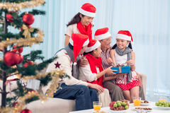 Waiting for Christmas Stock Images