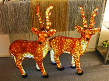Waiting for christmas. Winter decorations waiting for christmas Royalty Free Stock Photos