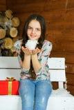Waiting for Christmas Stock Photography