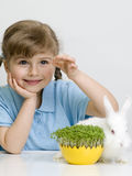 Waiting for Easter Stock Photo
