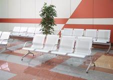 Waiting hall Royalty Free Stock Photo
