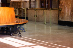 Waiting Hall Royalty Free Stock Photography