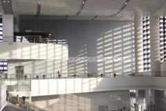 The waiting hall of  wuhu raiway station(anhui) Stock Images