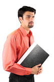 Waiting for Interview Royalty Free Stock Photo