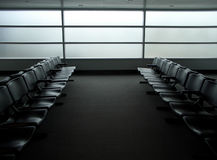 Waiting lounge Royalty Free Stock Photo
