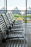 Waiting lounge Royalty Free Stock Photos