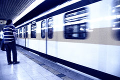 Free Waiting Metro Stock Photo - 15106630