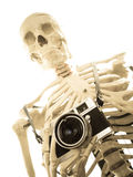 Waiting for my film to develop Royalty Free Stock Image
