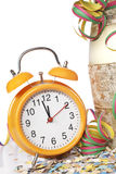Waiting the New Year Royalty Free Stock Images