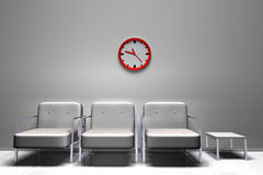 Waiting room Stock Image