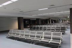 Waiting Room. In Narita Intl Airport, Japan Royalty Free Stock Photo