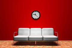 Waiting room Royalty Free Stock Images