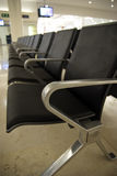 Waiting room at the airport Royalty Free Stock Photo