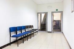 Waiting room Royalty Free Stock Photo