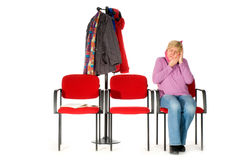 Waiting room dentist Royalty Free Stock Photos