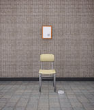 Waiting room 3 Royalty Free Stock Photo