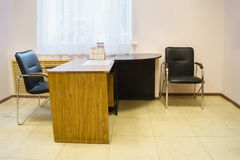 The waiting room Royalty Free Stock Image