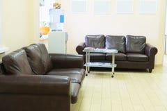 Waiting room Royalty Free Stock Photos