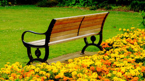Waiting seat. Photo was taken at Papakura, New Zealand stock photography