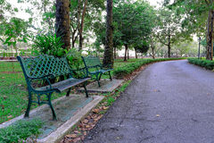 Waiting for someone. The loneliness of waiting for someone to fill vacant Stock Photography